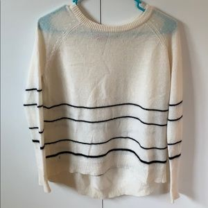 360 Sweater 100% Cashmere XS